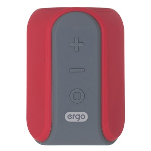 Portable speaker ERGO BTS-520 Red