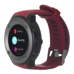 Fitness device ERGO Sport GPS HR Watch S010 Red