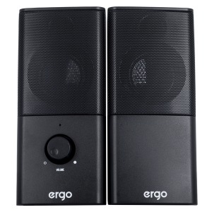 Multimedia acoustic ERGO S-08 USB 2.0 Black