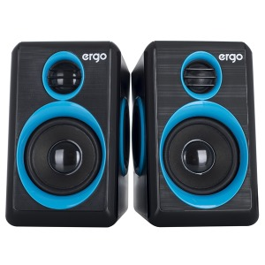 Multimedia acoustic ERGO S-165 USB 2.0 Blue/black