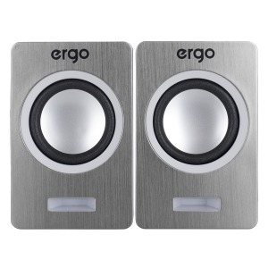 Multimedia acoustic ERGO S-2049 USB 2.0 Silver