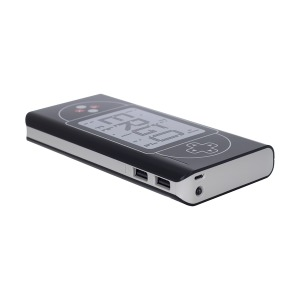 Power bank ERGO LI-88 - 20000 mAh Li-ion Black Gaming console